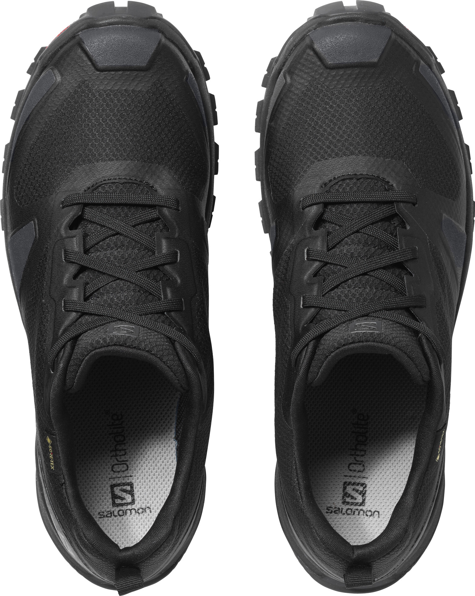 Salomon XA Collider GTX Chaussures Femme, blackebonyblack